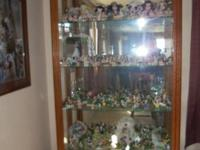 I have a curio cabinet for sale. It has 4 removable