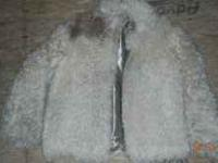 Curly Wool Ladies Jacket from Overland Sheepskin