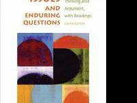 Current issues and enduring questions  8th edition used