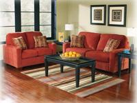 Description CURRENT SPECIAL** sofa AND LOVESEAT WAS
