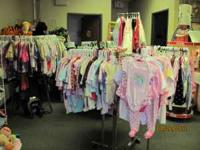 Check out Rosie's for kids and baby items - strollers -