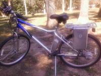 I have a curry ezip electric bike for sale, its in