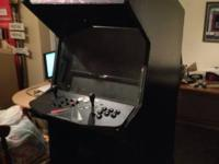 I have a custom refurbished 86' midway cabinet that I
