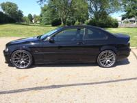 Im selling my 2002 Bmw 330ci It has exactly 93,800
