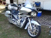 2003 V Rod bagger excellent condition 30,000 miles am