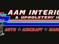 Custom-made Automotive Furniture by AAM Furniture and