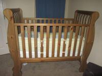 We are removing our baby furniture, it was customizeded