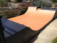 Bon Custom Backyard Skateboard Ramps North County Showroom Skatepark