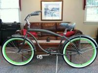 Bad Ass - Single Speed - Matte Grey - Green walls -