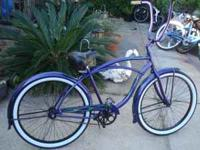Custom Beach Cruisers and other Bikes for sale. If your