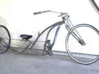 I have a 26inch lowrider bike for sale, 2 inches off of
