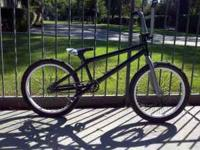 Hey I am selling my custom bmx bike for 260 obo. It has
