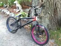 I have for sale a haro BMX bike in good condition with