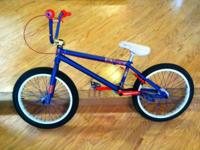 This bike cost 1350 new and is in great condition ,