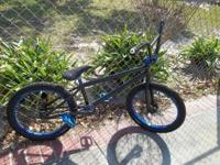 hey my names bobby, im selling my custom bmx bike. its