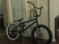 "2011 subrosa frame s&m perfect ten 10"" rise bars"