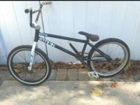 I got a completely custom bmx bike. Put a ton of money