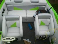 over 15 years experience, we custom upholster