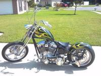 I am selling a custom bobber/chopper from Southern