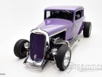 1933 Dodge Street Rod finished in Passionate Purple