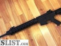 Greetings Everyone,. For sale is an AR15 rifle I had
