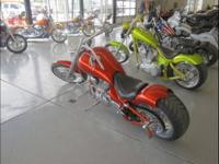 ABSOLUTELY STUNNING BIKE, S&S 107 CUBIC INCH ENGINE,