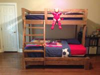 We customized create the bunk bed you require. You