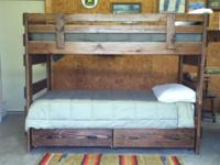 Custom built Bunkbeds made to order. Many styles and