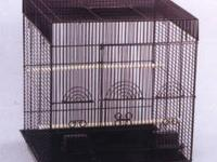 I have 2 cages that have been custom built. They would