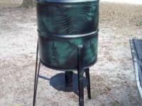 Josh Dines Custom Fabricated Deer Feeders, Made to