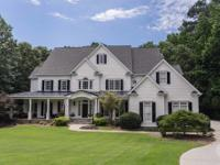 Custom estate in Providence at Atlanta National