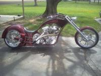 2005 Independent Low Life,139 cubic inch all billet R &