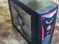 custom built pc tower. I DID NOT BUILD IT! do really