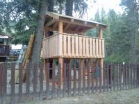 Custom built Playhouses, Decks, Stairways, Picnic