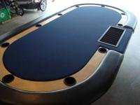 Up for sale is my custom built poker table. I have a