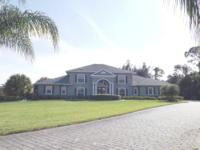 Beautiful Estate Home with 5 bedrooms, 3 baths & 4,221