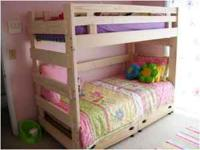 Custom Made Bunk Beds For Sale In Weatherford Texas Classified