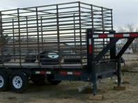 Used Trailer in Great Condition. Excellent trailer used