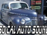 Cal Automobile Sound specializes in personalized
