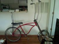 I am selling my custom bicycle. There is absolutely