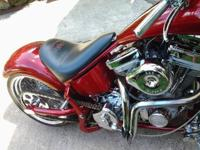 2005 SBC High Roller Custom Chopper. Miles-2600.