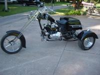 1 of a kind, sporster trike, reconstructed title, many
