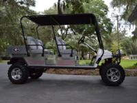 For Sale - Custom Build Club Car Transporter - Gas -