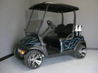 - Gloss black body with airbrushed lighting  - New