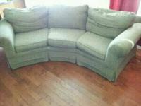 I have a custom made Cochrane Furniture conversational