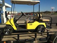 This sale is for a EZ GO 36v electric golf cart. This
