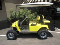 SPECIAL PURCHASE!!!!!! THIS BANANA FLAVORED GOLF CART
