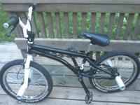Up for sale is a well built custom freestyle, flatland