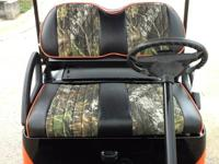 FAT BOYS NOW OFFERS CUSTOM INTERIOR FOR YOUR GOLF CART!