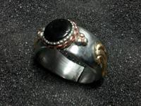 I have customized handcrafted rings and pendants for